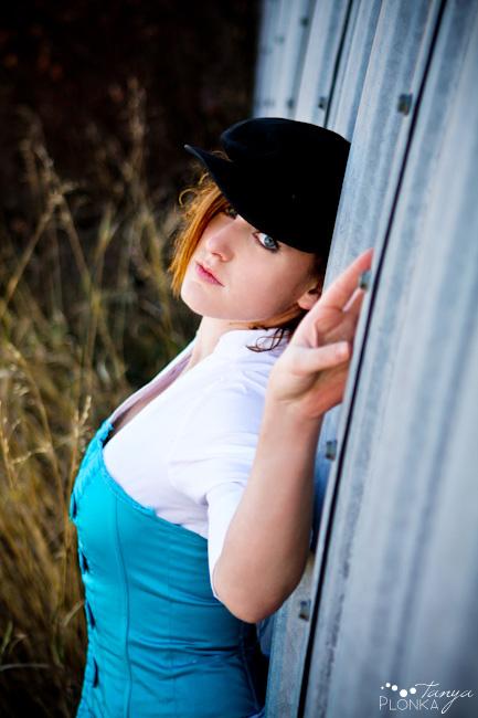 girl rural