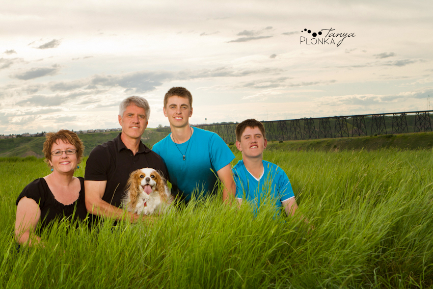 michelle family lethbridge 14 Michele, Gilles, and the Boys   Lethbridge Family Photos