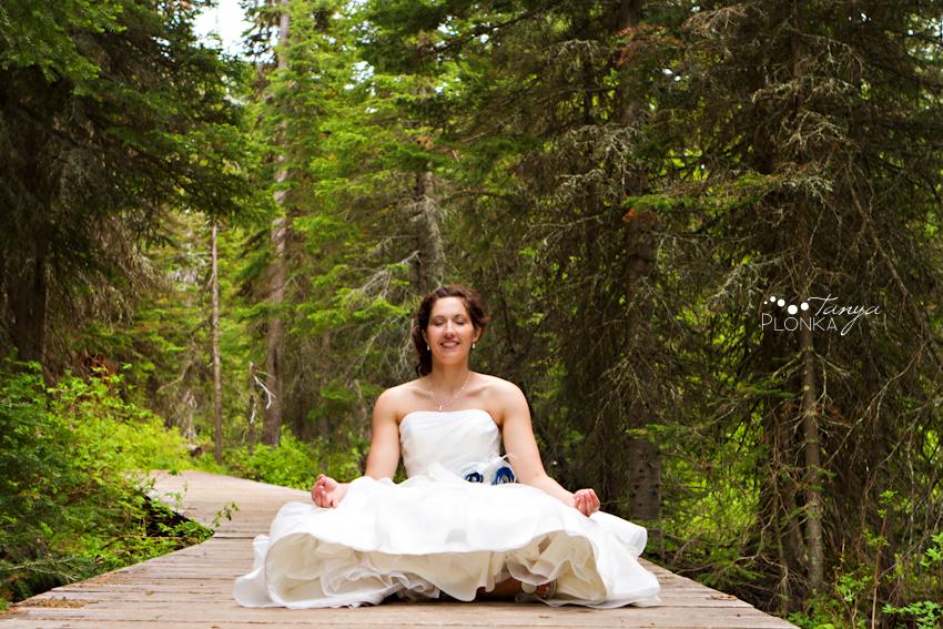 Waterton wedding photos
