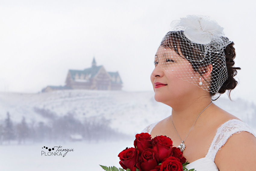 Bride with Prince of Wales in background