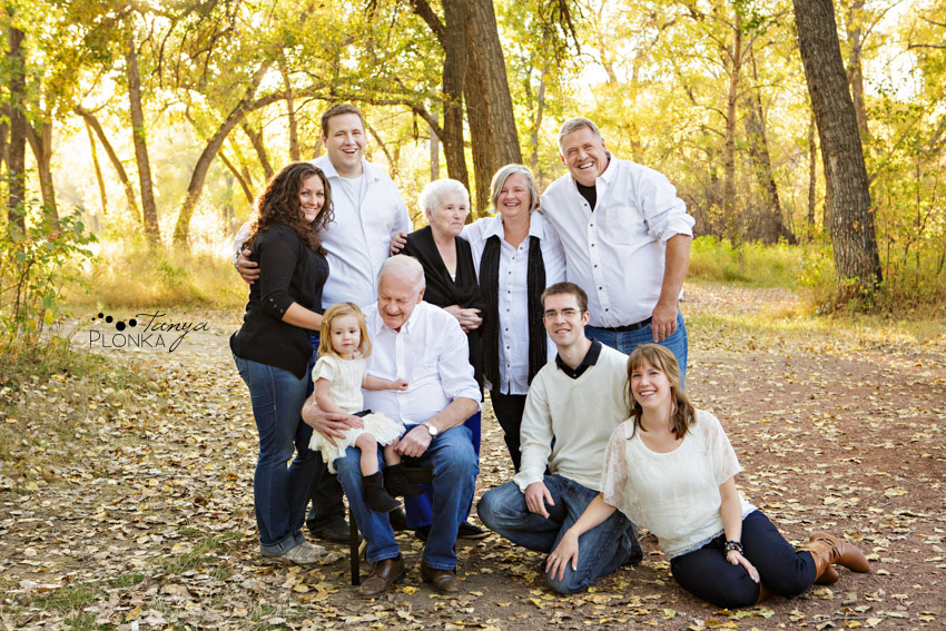 Family Portrait Ideas With Grandparents