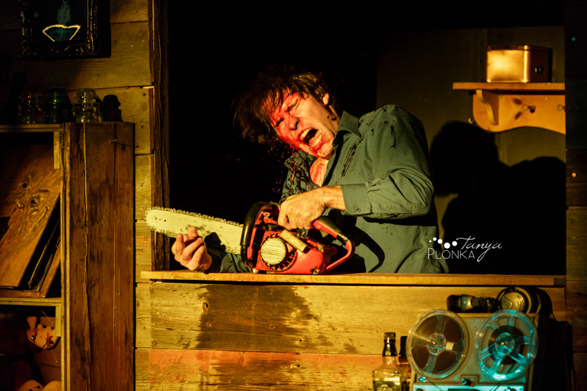 Evil Dead live in Lethbridge