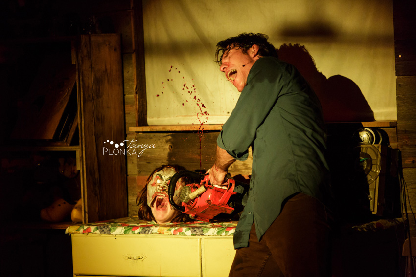 Evil Dead the Musical, Lethbridge