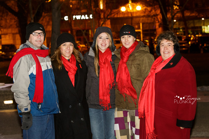 Lethbridge World AIDS Day 2012