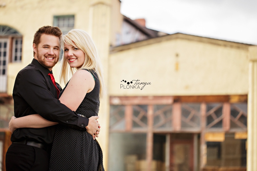 Crowsnest Pass engagement photos