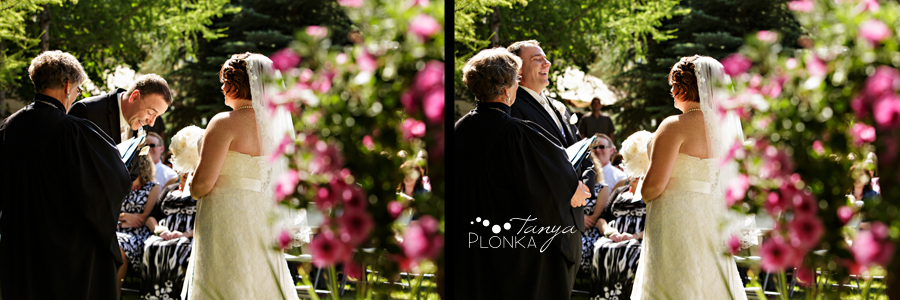 Hillary and David, Lethbridge country wedding photos