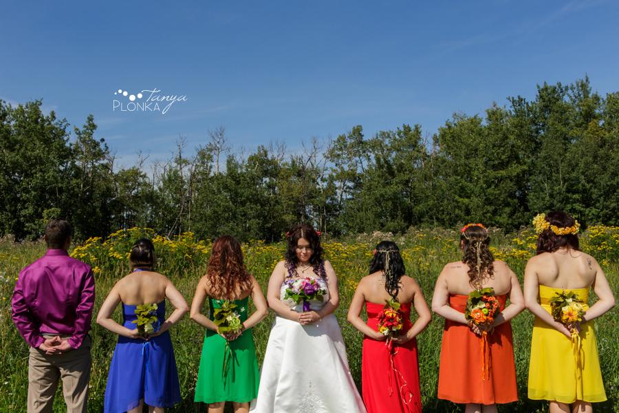 Darby and Thomas, Edmonton wedding photos