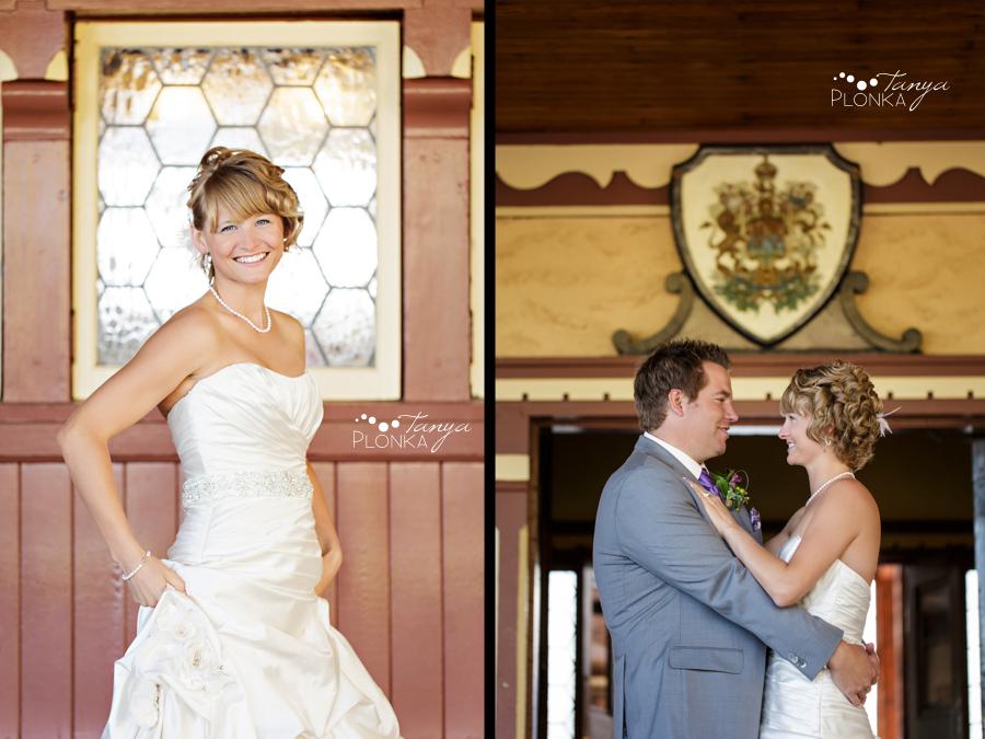 Alison and Sean, Scenic Waterton Wedding