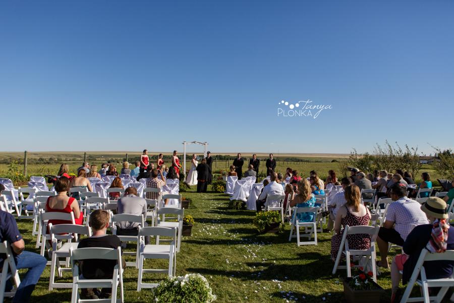Shannel and Travis, Lethbridge wedding photos