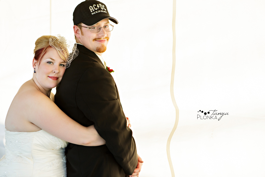 Shannel and Travis, Lethbridge wedding photos