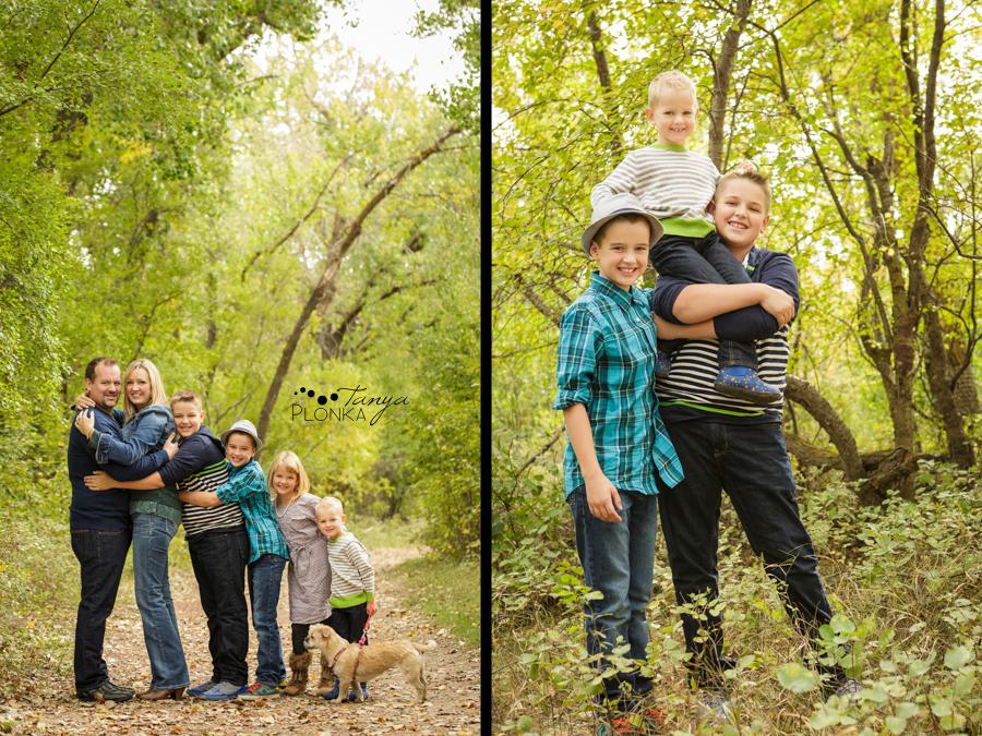 Lethbridge autumn family photos