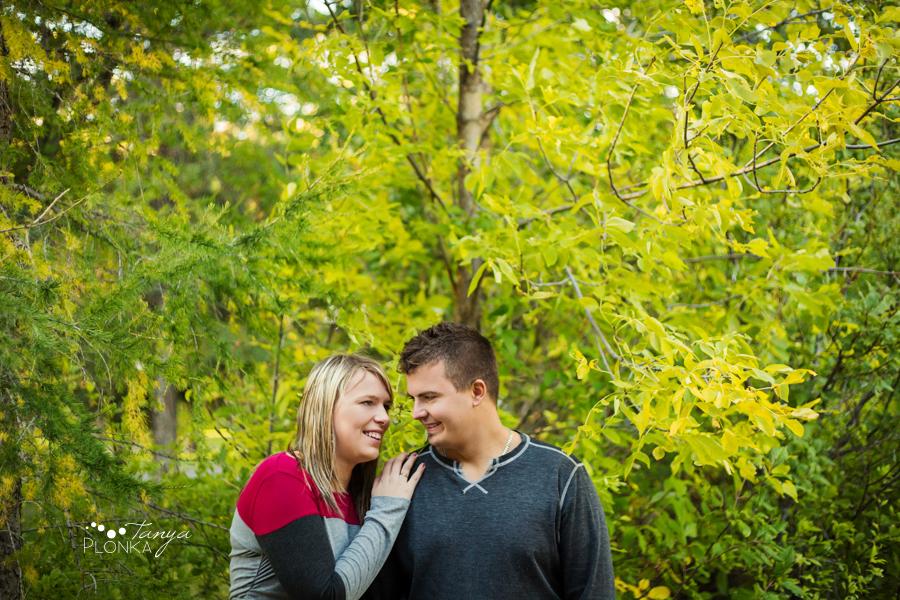 Lethbridge couple photos at Henderson Lake