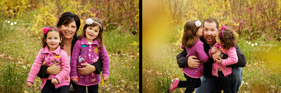 Lethbridge autumn family photos