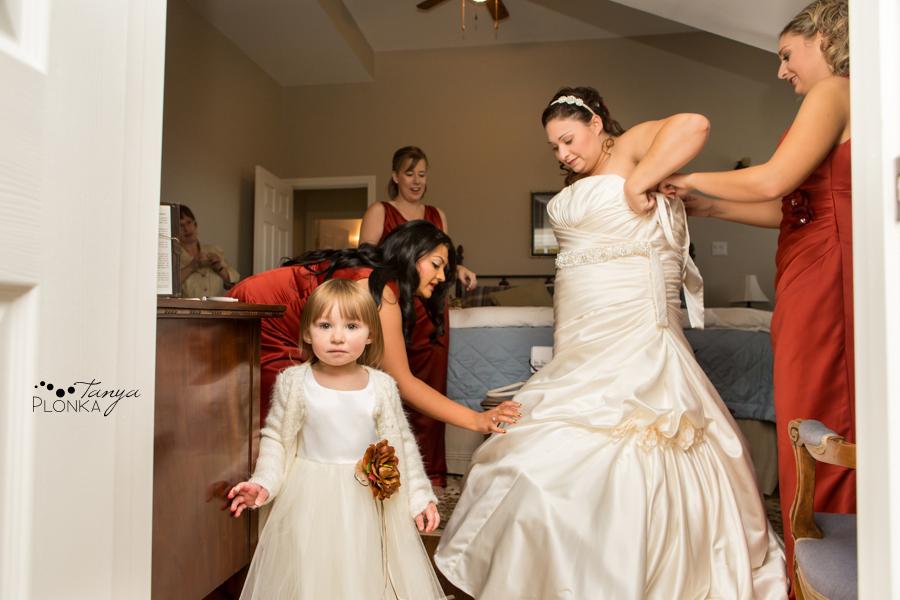 Jim & Tennille, Crowsnest Pass wedding photos