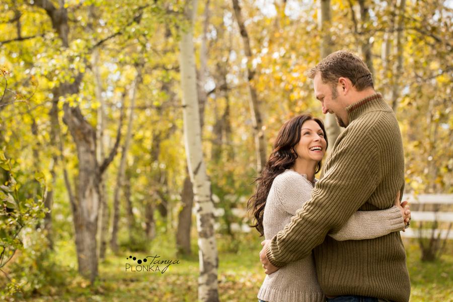Beaver Mines couple photos on farm