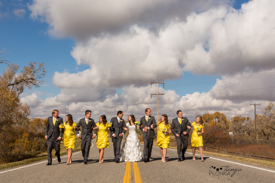 Charles & Leanne, Lethbridge wedding photos