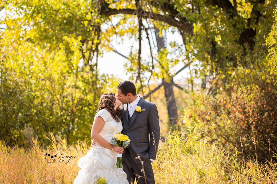 Charles & Leanne, Lethbridge wedding photos