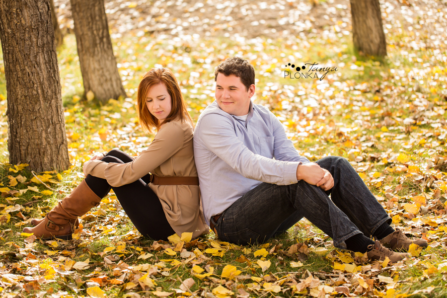 Fun Coaldale Couples Session (Marianne & Tom