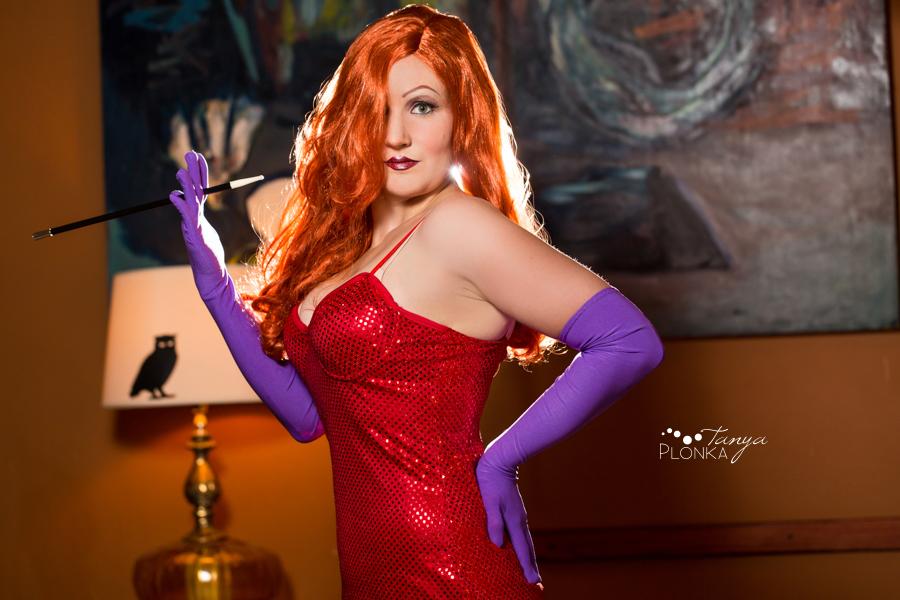 Lethbridge Jessica Rabbit cosplay photos