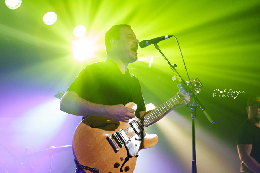 Matthew Good live in Lethbridge concert photos