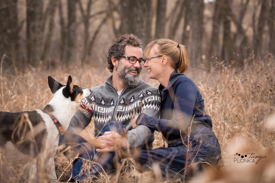 Pavan Park Autumn Couples Session