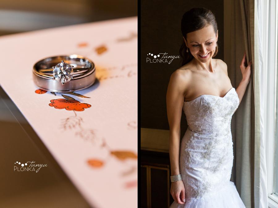 Eric & Edina, Calgary Lougheed House wedding