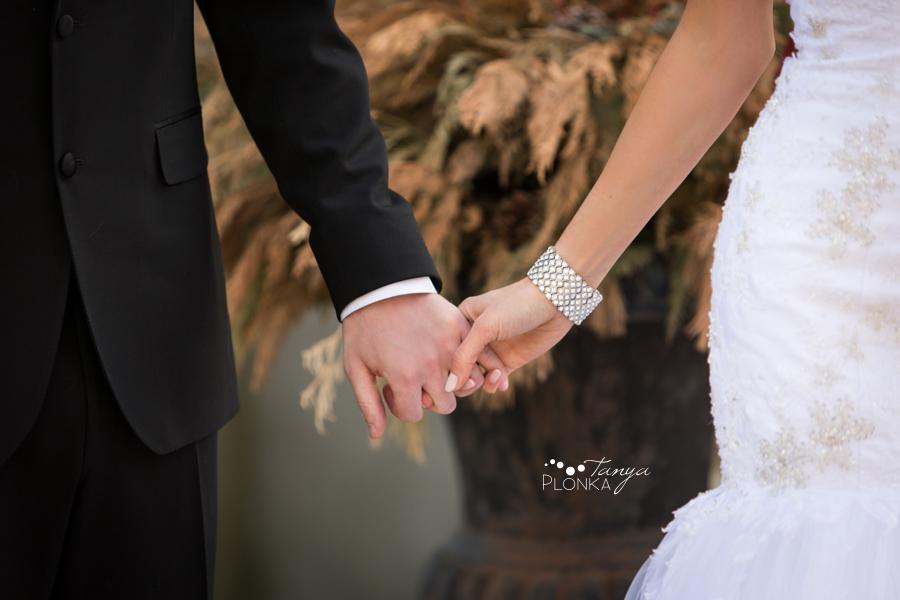 Eric & Edina, Calgary indoor winter wedding