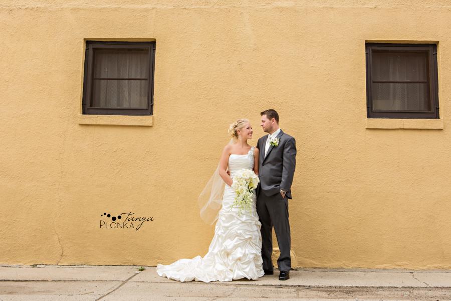 Lethbridge spring wedding