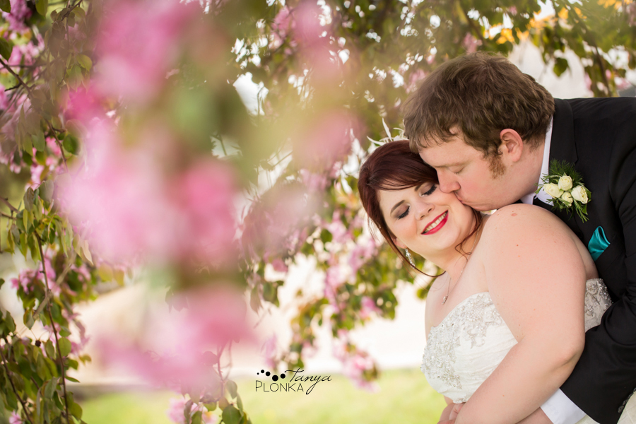 Shannon & Andrew, Brooks spring wedding