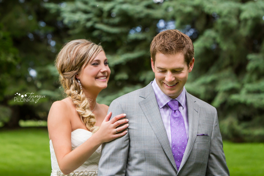 Jason and Aamee, Lethbridge Norland summer wedding