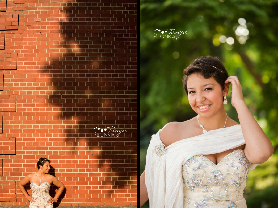 Lethbridge Spring Grad Photos in Galt Gardens