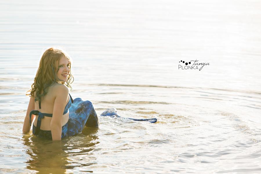 park lake mermaid photos