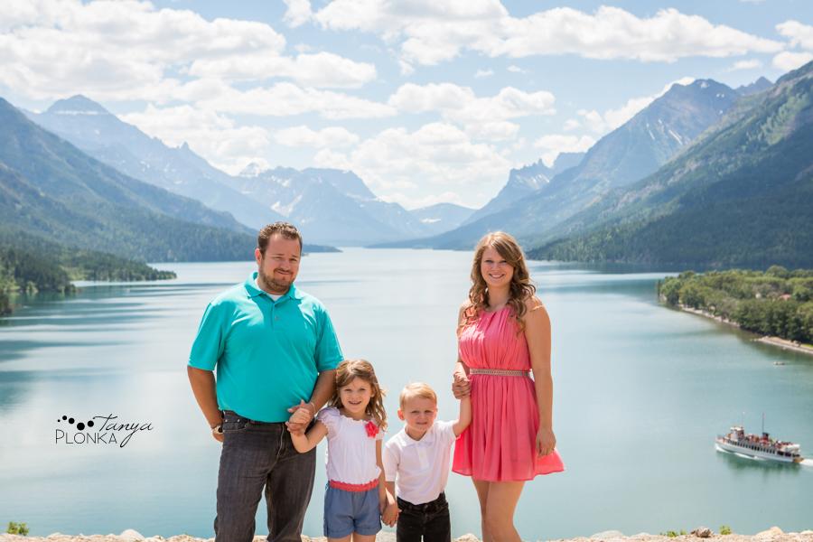Waterton family photos