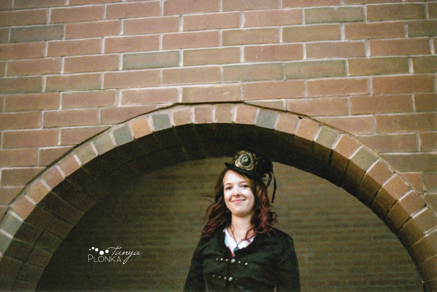 Lethbridge film photography portrait session
