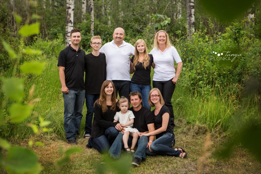 Lundbreck family photos