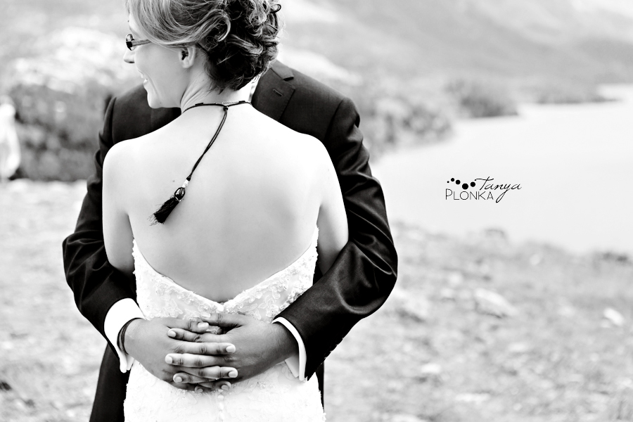 Shreyo & Lorianne, Waterton Indian wedding