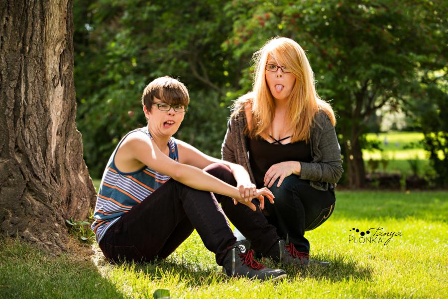 Stanley Park family photos