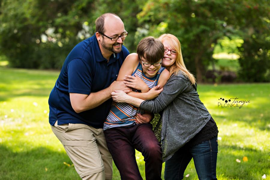 Stanley Park Calgary family photos