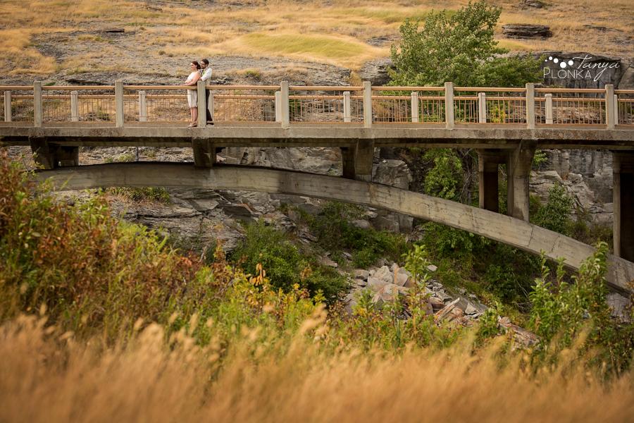 Tricia & Colin, Lundbreck Fall wedding photos