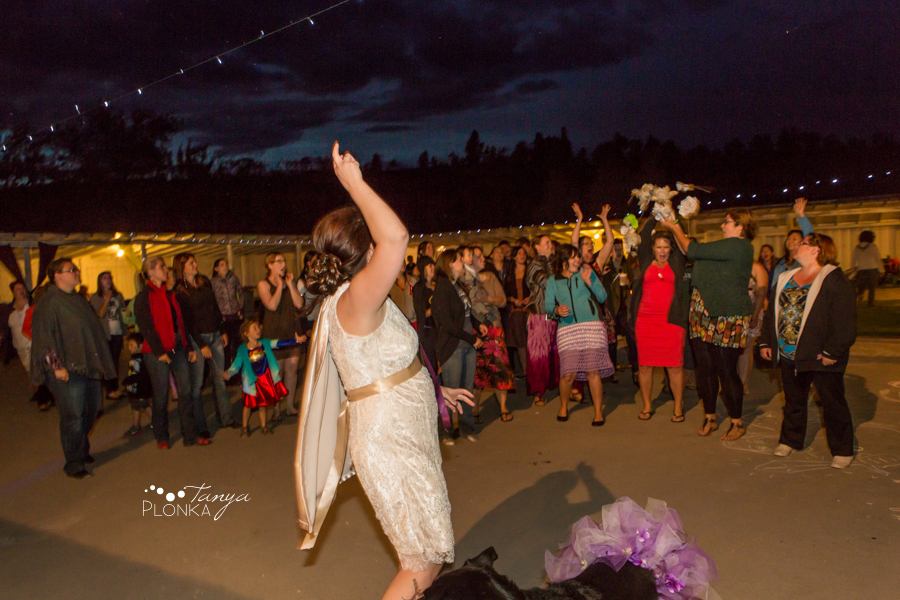Tricia & Colin, Crowsnest Pass summer wedding