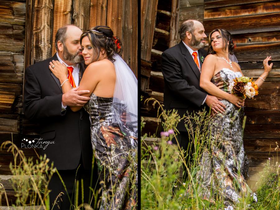 Anna & Allen, Syncline outdoor wedding
