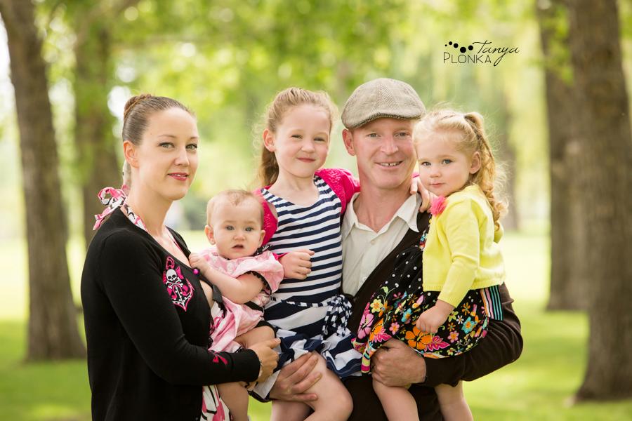 Cute Nicholas Sheran Family Portraits