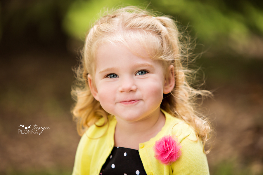 Cute Nicholas Sheran little girl portraits