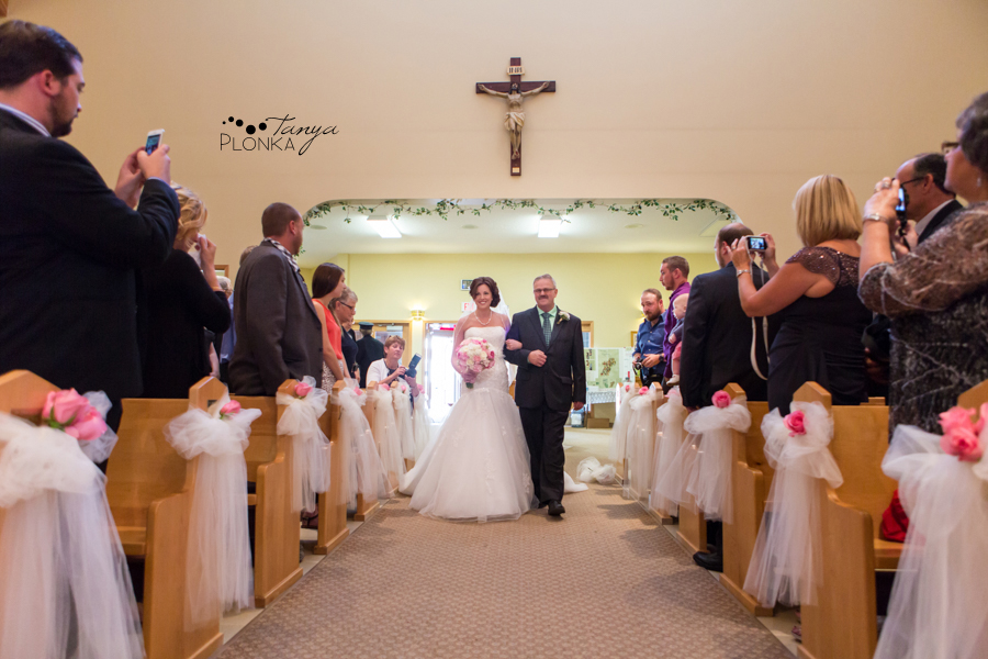 Kayla & Jeff, elegant Crowsnest Pass wedding