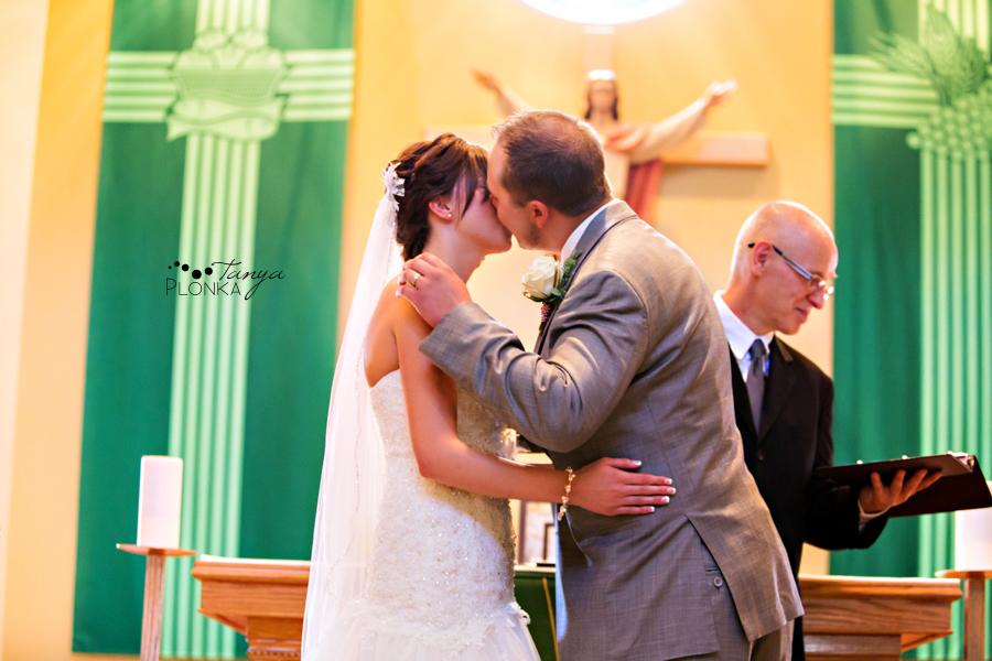 Kayla & Jeff, elegant Crowsnest Pass wedding