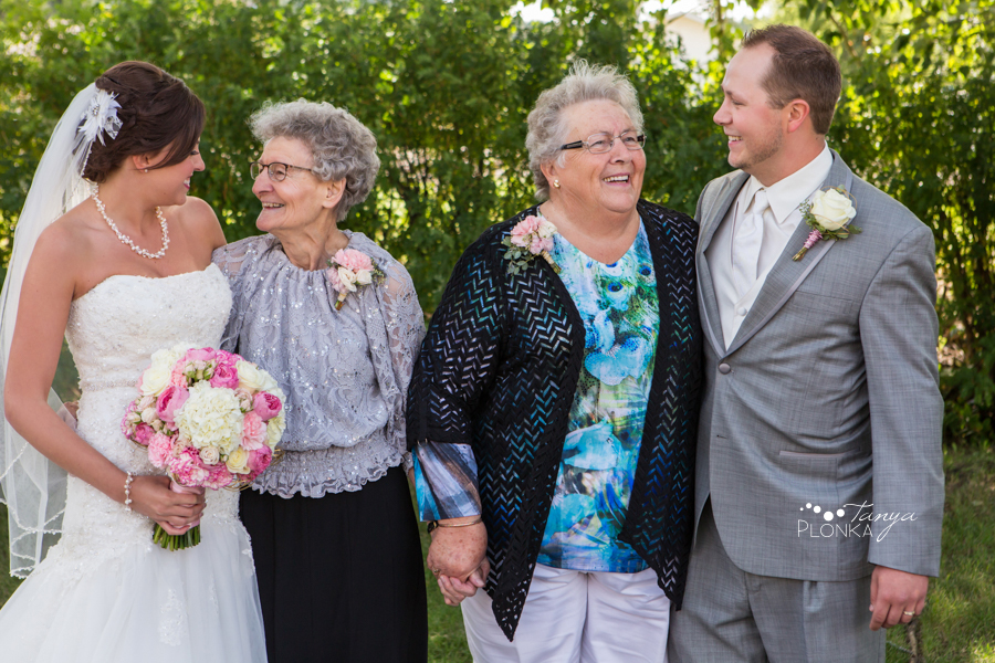 Kayla & Jeff, elegant Crowsnest Pass summer wedding