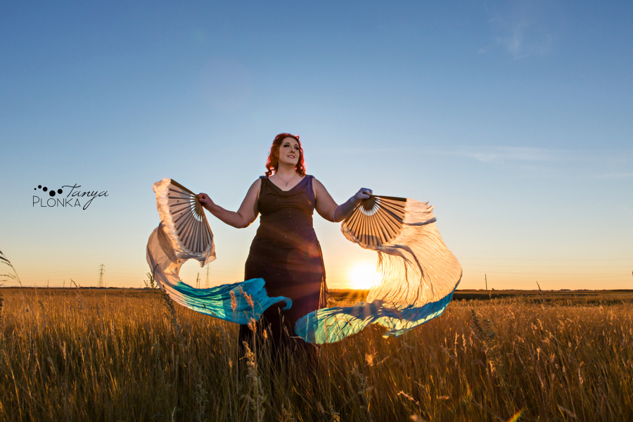 Lethbridge fantasy sunset portraits