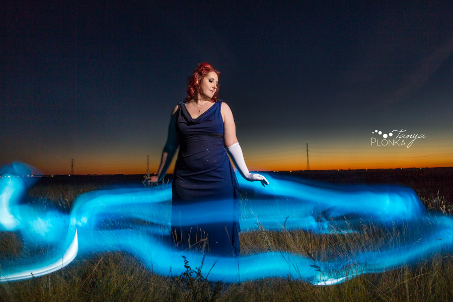 Lethbridge fantasy night portraits