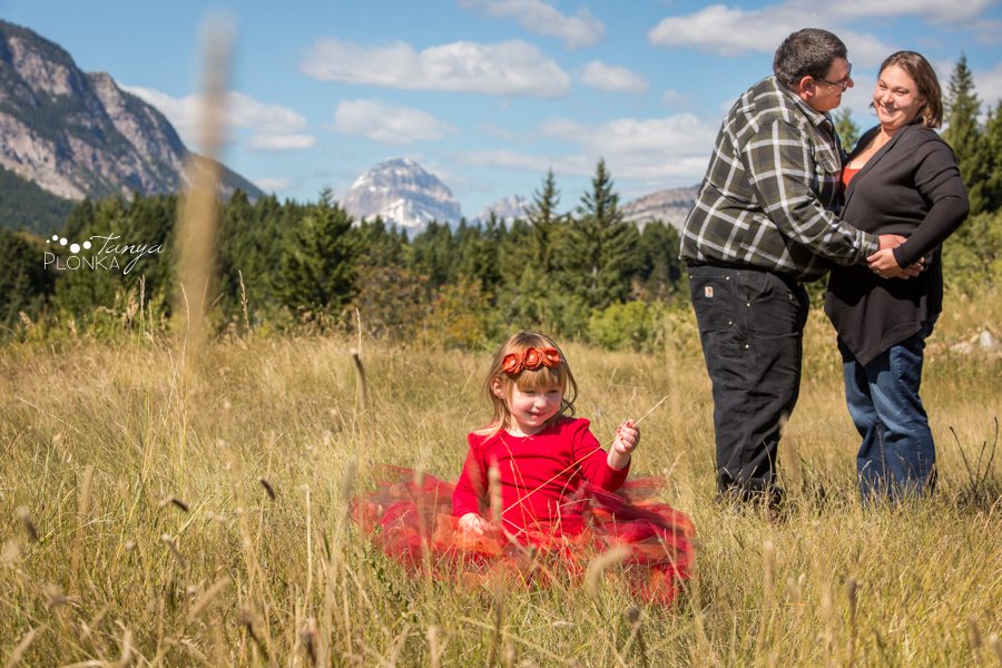 Crowsnest Pass family portraits