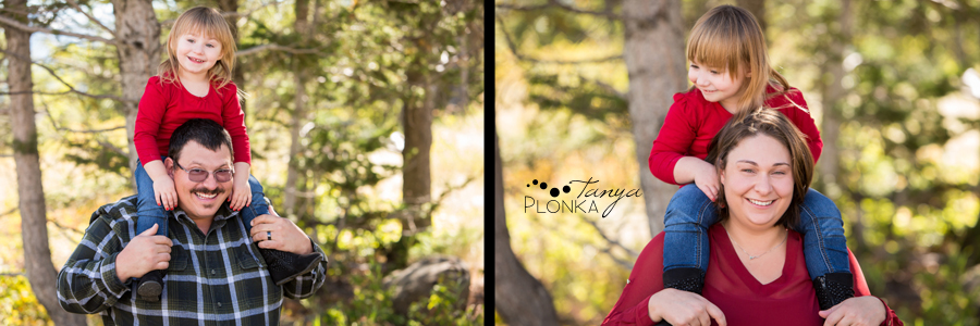 Crowsnest Pass summer family portraits